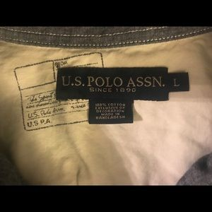 Polo by Ralph Lauren Shirts - U.S. Polo Assoc Large Polo Shirt NWOT